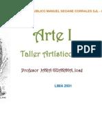 Arte I - Guía de Práctica Superior ISTP MSC 2001