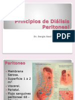 Principios de Diálisis Peritoneal