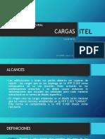 SESION N°05_CARGAS_CALCULO ESTRUCTURAL_ITEL 2016