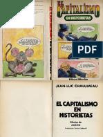 El Capitalismo en Historietas - Jean-Luc Chalumeau
