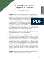 Rivera, Antonio - En el Umbral de la Modernidad. El Maquiavelo de Leo Strauss.pdf