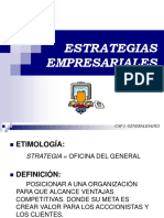 8 Estrategias
