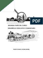 Desarrollo Comunitario-parte 2