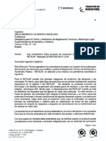 Comentarios resolución modificatoria 2016002289.pdf