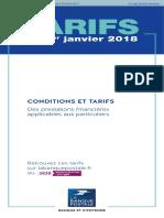 tarifs-2018