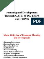 4-Planning and Development-GATT, WTO.pptx