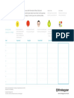 Business Model Canvas Constraint Cards