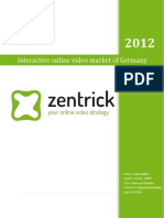 Interactive Online Video Market of Germany