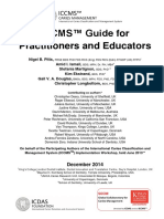 Pitts. ICCMS-Guide for Practitioners and Educators
