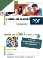 Gestión_CH_Sem_7_Clima_Laboral.ppt