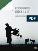 Politica Igualdad de Género FAO.pdf