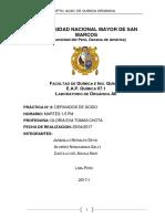 Derivados de Acido Informe2
