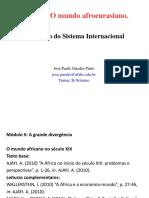 África no século XXI