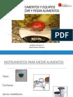 6 -Instrumentos de Medición en Cocina