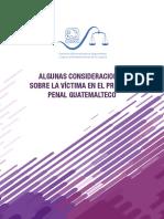 Algunas consideraciones sobre la víctima en el proceso penal guatemalteco(1)(1) [SHARED]