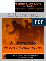 Efeitos Do Hipnotismo - A. Armando