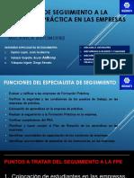 Presentacion de Seguimiento 2018-II Automotores
