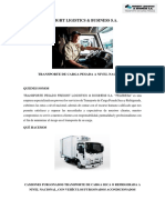 Freight Ligistics