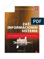 Protection of the Information Systems
