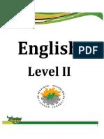 Inglish level 2