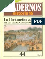 Cuadernos de Historia 16 044 La Ilustración española 1985.pdf
