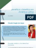 Genética y Bioética en América Latina