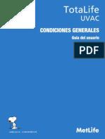 Condiciones Generales Totalife