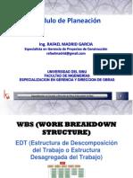 03-Planeacion - EDT o WBS