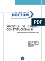 Apostila de Direito Constitucional III - Prof Quésia.pdf