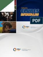 Catálogo de Clubes de Autonomía Curricular, Puebla