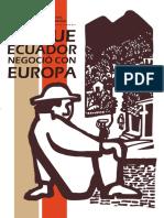 Lo Que Ecuador Negocio Con Europa