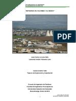 Refinerias de Colombia y El Mundo