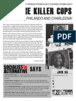 SA flyer