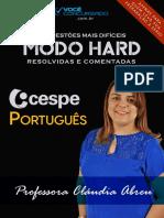 Modo Hard - Português CESPE.pdf