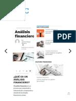 Análisis Financiero _ ABCFinanzas.com
