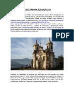 Ouro Preto e Suas Igrejas