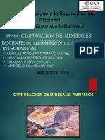Cianuracion Grupo 12 Ppt