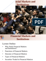 2 Financial Markets and Institutions