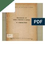 1942 Organização Do Ensino Primário e Normal No Paraná
