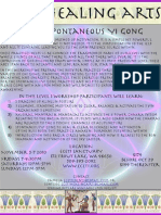 ECETI Healing Arts - Spontaneous Yi Gong/Qigong workshop NOV 5-7 2010