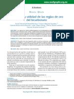 Aplicación y utilidad de las reglas de oro bicarbonato.pdf