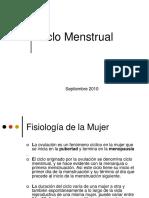 Ciclo Menstrual -2010..ppt