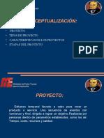 Elaboracion de Proyectos Productivos