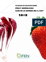 Informe Frutas y Hortalizas Fen 2018