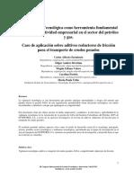 La Vigilancia Tecnológica Como Herramienta Fundamental Para La Competitividad Empresarial