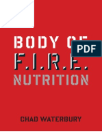 Body of F.I.R.E. Nutrition Guide