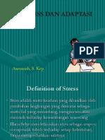 Stress Dan Adptation Power Point