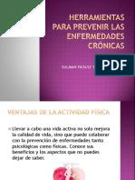 Herramientas Para Prevenir Las Enfermedades Crónicas