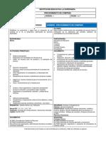 A2-PR02 Procedimiento de Compras