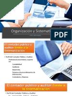 Clase I y II - Organizacion y Sistematizacion